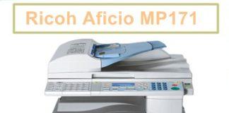 تحميل Ricoh Aficio MP 171