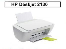 تعريف HP DeskJet 2130