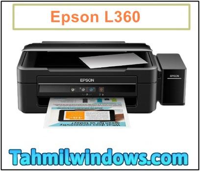 تعريف Epson L360