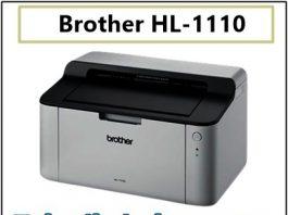 تعريف طابعة Brother HL-1110 لنظام ويندو