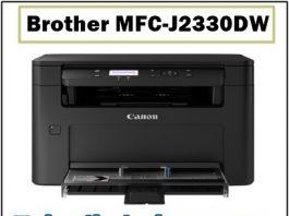 تعريف طابعة Brother MFC-J2330DW